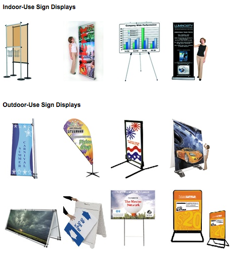 Indoor Outdoor Signage