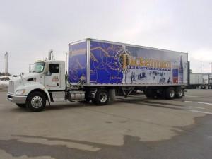 Tuckerman truck