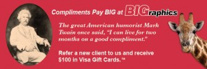 Refer a Friend and Receive $100 in Visa Gift Cards